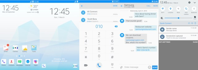 Samsung Galaxy Theme - [V] Ice Cube