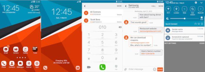 Samsung Galaxy Theme - [TMA] One