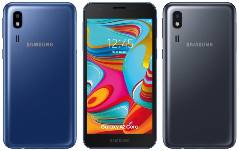 samsung android go galaxy a2 core