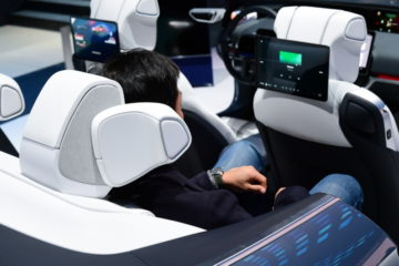 Samsung Digital Cockpit 2020 8