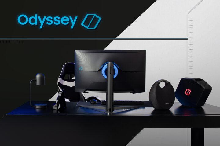 Samsung Odyssey Reveal G7 1