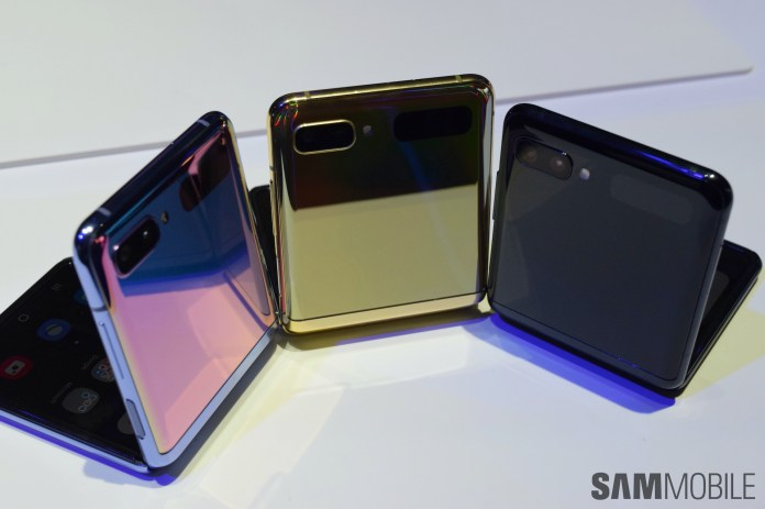Galaxy Z Flip Hands On Review Samsung Has Outdone Itself Sammobile