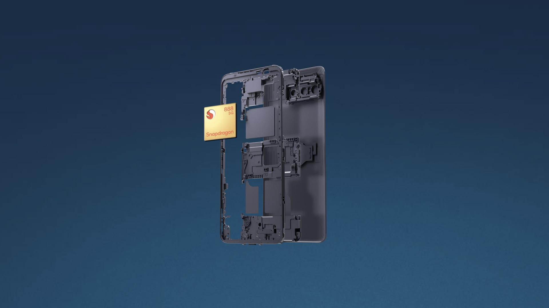 Qualcomm Snapdragon Smartphone For Insiders Snapdragon 888 Processor