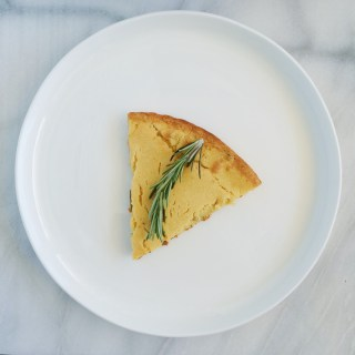 Socca (Farinata) Gluten Free Vegan Flatbread