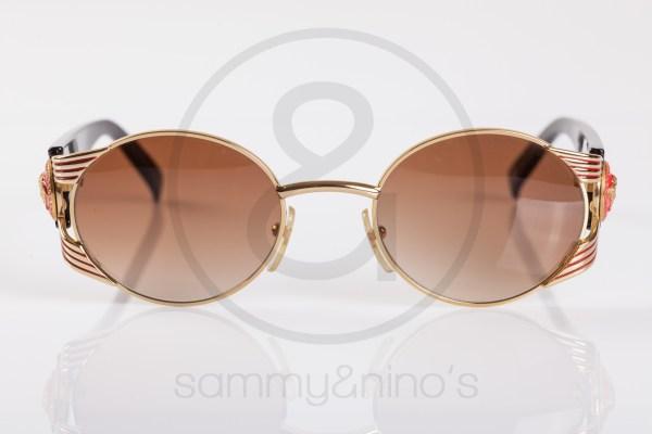 Gianni Versace S65 50L – Vintage Sunglasses – Sammy Ninos_2