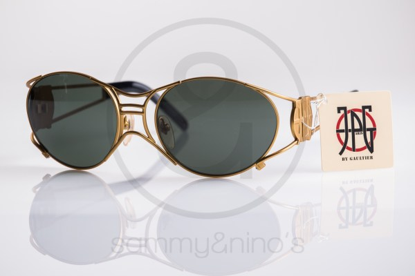 vintage Jean Paul Gaultier 58-6101 sunglasses jpg sammyninos 1