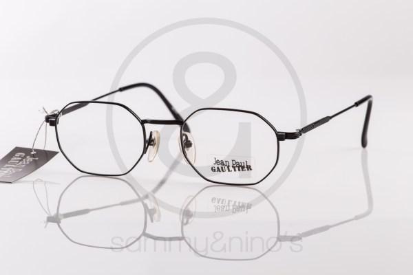 vintage Jean Paul Gaultier 55-2179 sunglasses black metal jpg  sammyninos 2