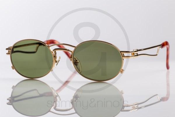 vintage Jean Paul Gaultier 56-3173 sunglasses sammyninos frames 1