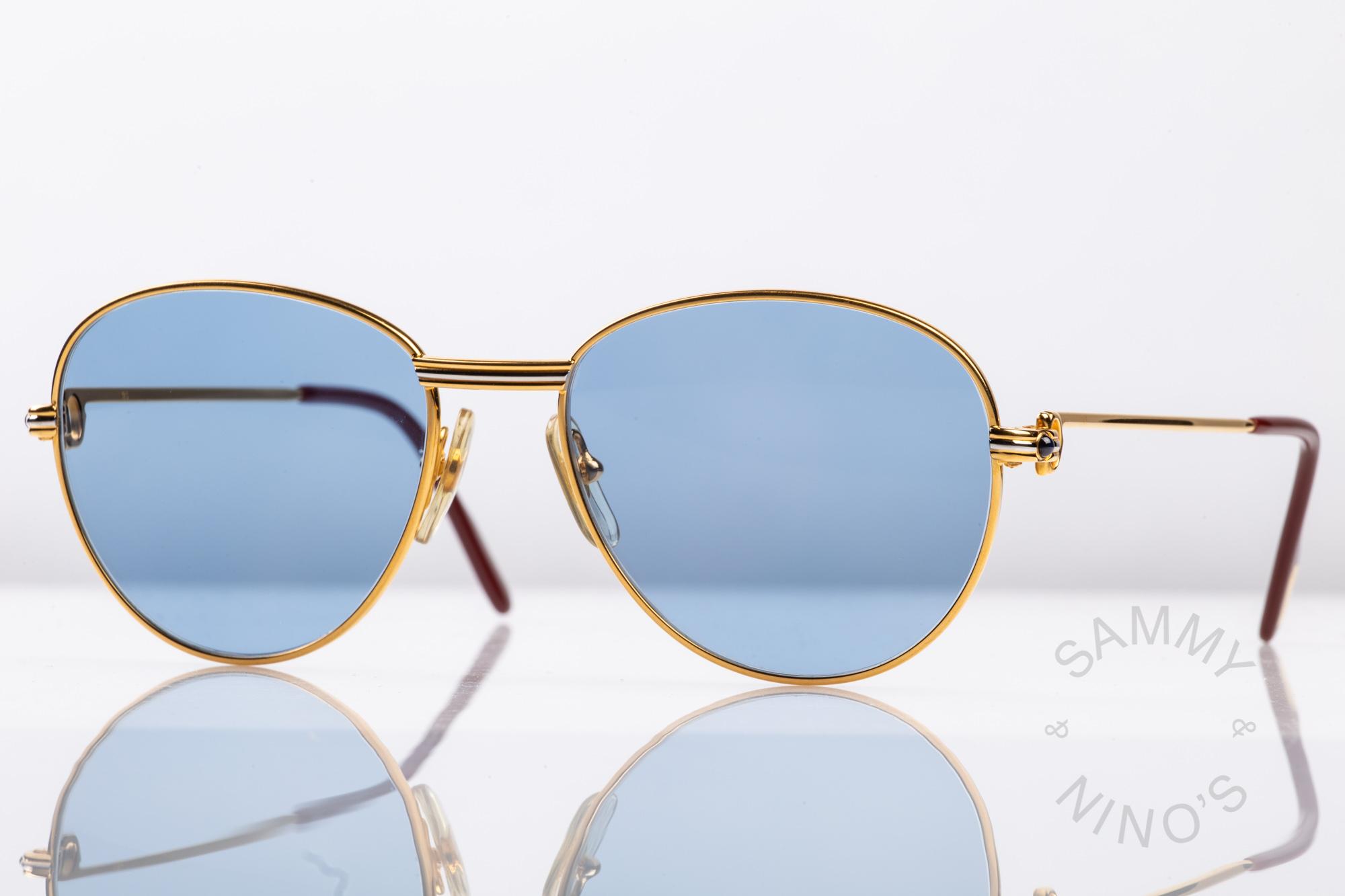 Cartier S Saphir 55 18
