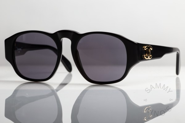 chanel-sunglasses-vintage-0006-90s-matte-1
