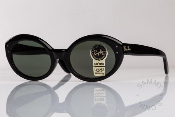 vintage-ray-ban-sunglasses-cateye-ii-w0956-olympics-b&l-usa-2