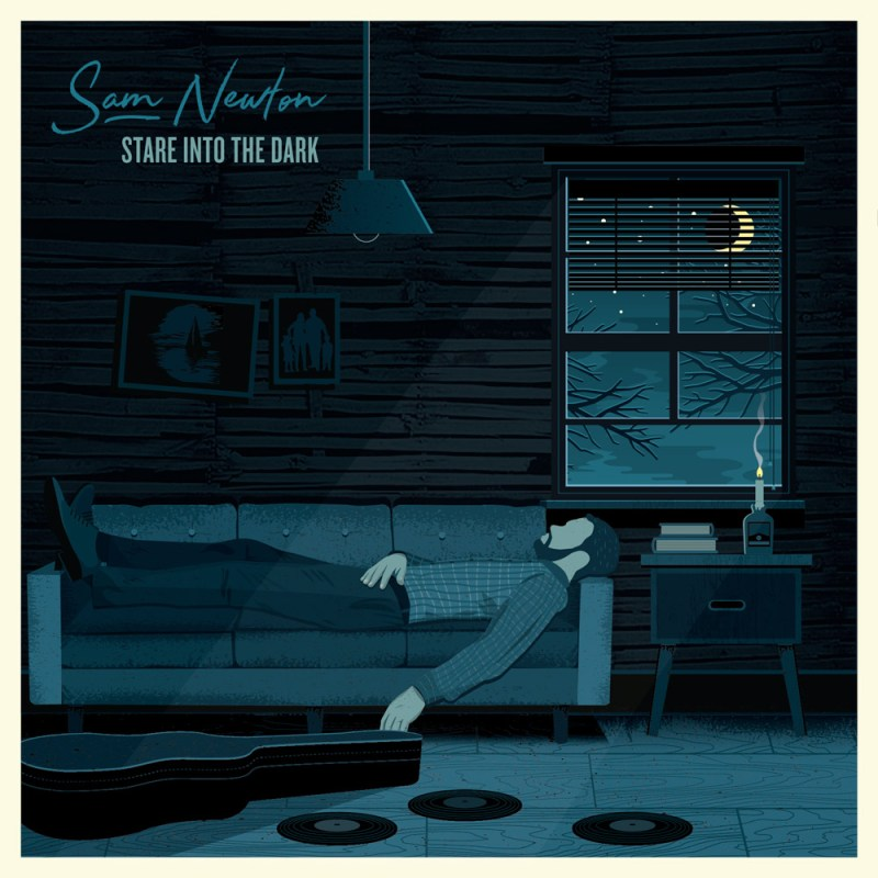 Sam Newton - Stare Into The Dark