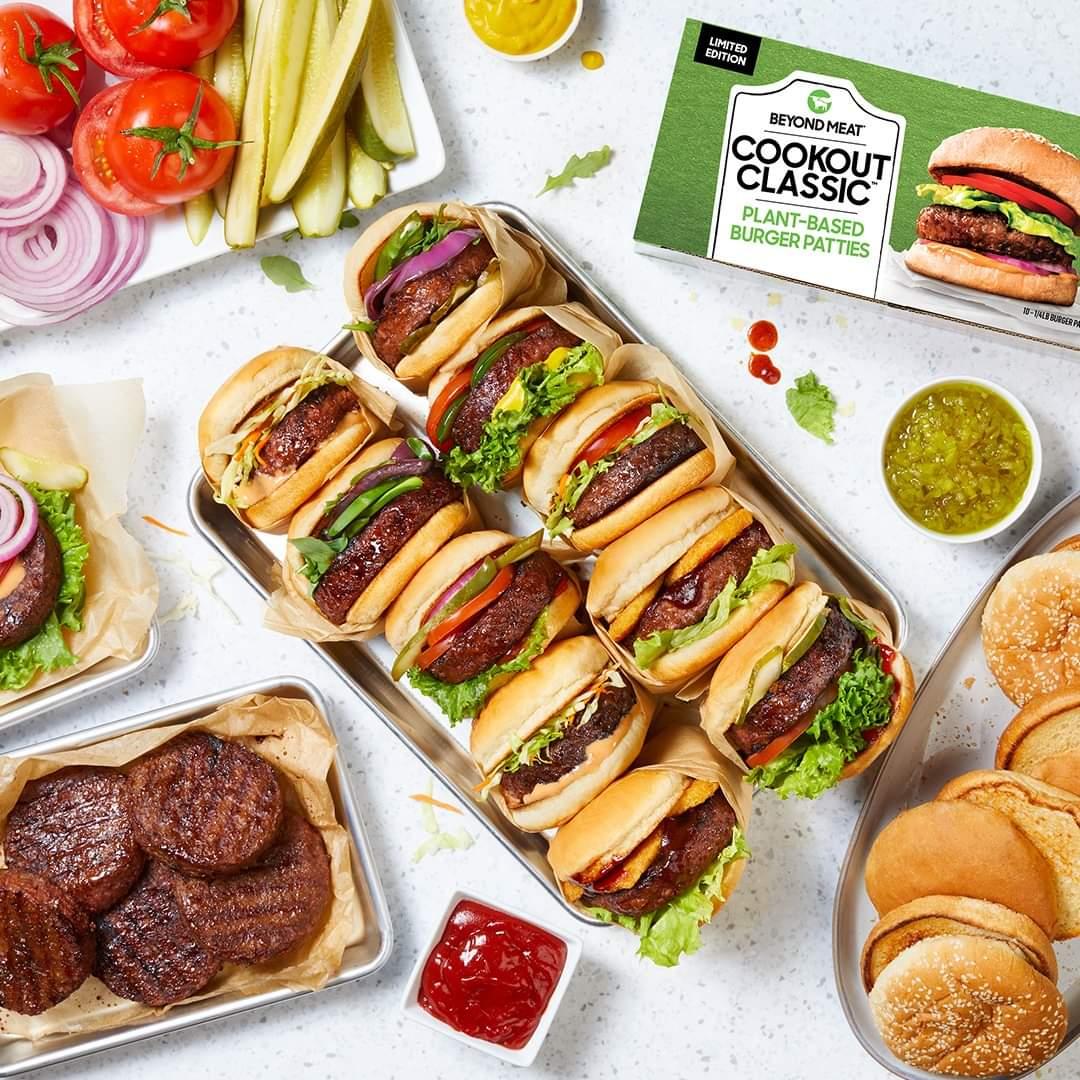 Beyond Burger Ibiza