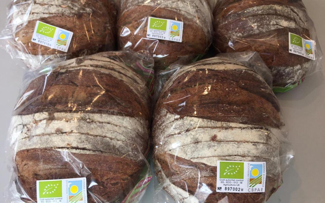Samos Deli Bread Ibiza's First Bio Certified Bread Producer
