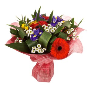 "Flower bouquet ""Canada"""