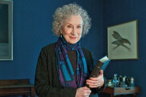 Margaret Atwood's routine