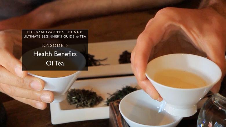 5. Health Benefits Of Tea