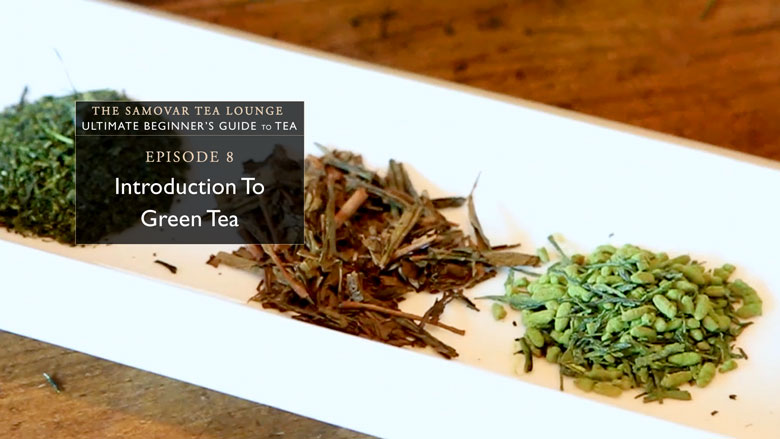 8. Introduction To Green Tea