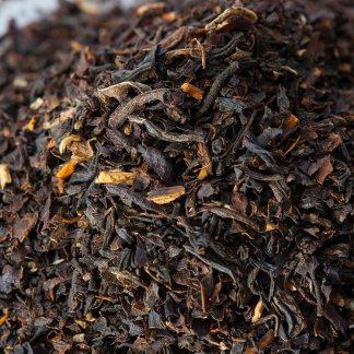 Organic Ancient Black Tea - Ingredient Macro