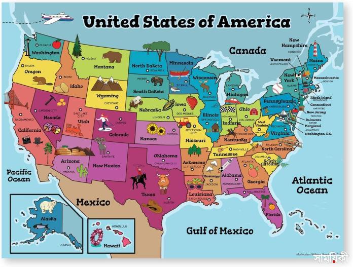 81N8vD05S5L.ACSL1500 মার্কিন যুক্তরাষ্ট্রকে যুক্তরাষ্ট্র কেন বলা হয়? এর ইতিহাস কী?