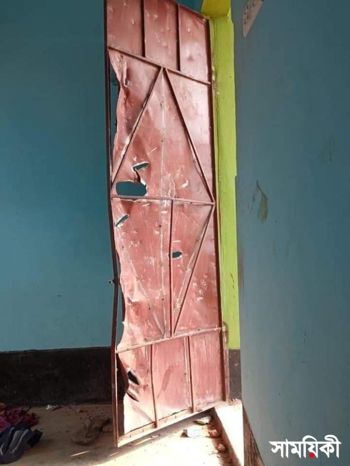 7 হবিগঞ্জে 'দৈনিক আমার হবিগঞ্জ' পত্রিকার অফিসে হামলার অভিযোগ আওয়ামী লীগ নেতাকর্মীর বিরুদ্ধে