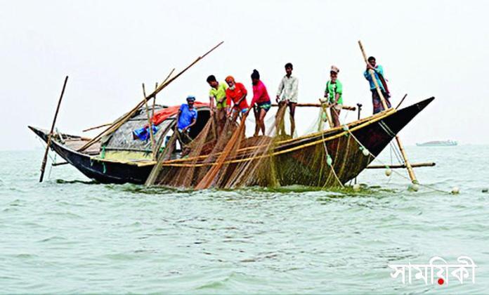 hilsa আজ জাল নিয়ে নদীতে নামছে বরিশাল বিভাগের ৩লক্ষাধিক জেলে