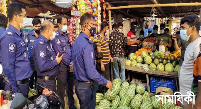 t নাটোরে আজ থেকে কেজি দরে তরমুজ বিক্রি নয়: পুলিশ সুপার