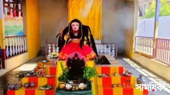 5cc1b081b7ab86232ec272034eb9d905 60a7d0e31fb8d ভারতের তামিলনাড়ুতে করোনা দেবীর পূজা-অর্চনা চলছে