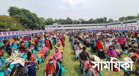 FB IMG 1620574300267 শাহজাদপুরের গরীব দুঃখী মানুষের পাশে আছি, থাকবো: সাংসদ হাসিবুর রহমান স্বপন