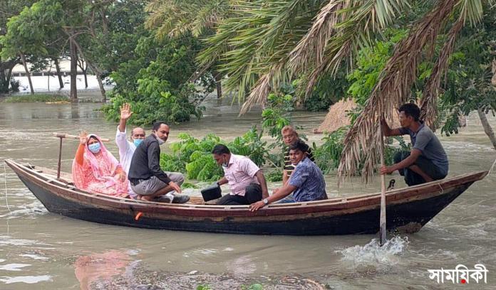 Pic 27 05 21 ঘূর্ণিঝড় ইয়াস: পটুয়াখালীতে নারী ও শিশু সহ নিহত ২ এবং ত্রান তৎপরতা চলছে