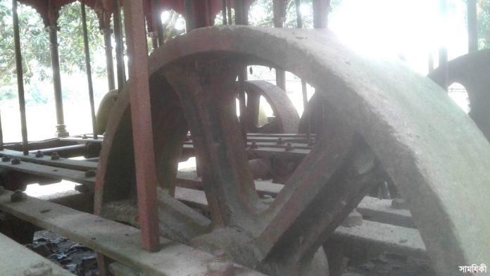 4 14 নাটোরের ঐতিহ্যবাহী পিতলের রথের জমি প্রভাবশালীদের দখলে