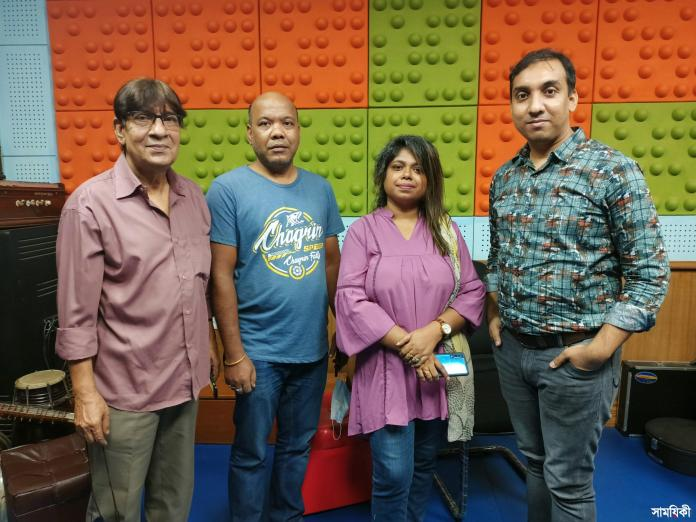 Bangladesh Betar Song 2 scaled বাংলাদেশ বেতারে 'ও নদী রে'