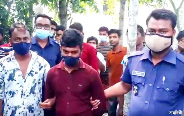 Barisal hotta PIc 01 06 21 2 বগুড়ায় বিয়ে করে বরিশালে এনে কলেজ ছাত্রীকে হত্যা: লাশ খুঁজছে পুলিশ