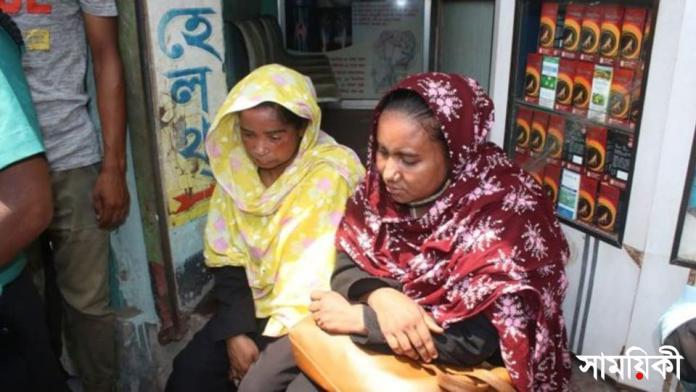 chintaikari সোনার চেইন ছিনতাইয়ের অভিযোগে ২ নারী আটক