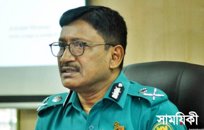 dmp commissionar সর্বাত্মক লকডাউনের প্রজ্ঞাপন জারি করেছে সরকার