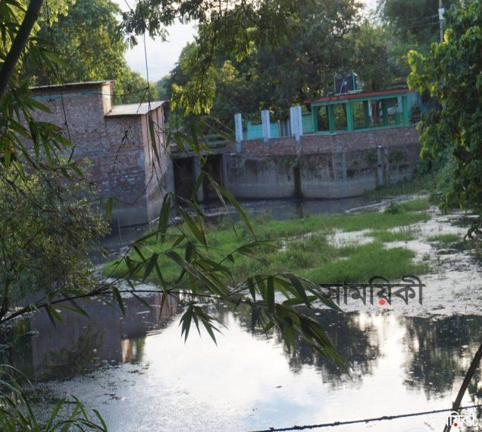 2 19 নাটোরের নারদ নদ নিয়ে তেলেসমাতি কারবার
