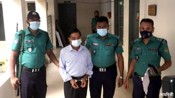 Barishal Photo Contractor sent to jail after failed to proof taking bribe by BCC Mayor 2 বিসিসি মেয়রকে জড়িয়ে আর্থিক প্রতারণার অভিযোগে এক ঠিকাদার গ্রেফতার