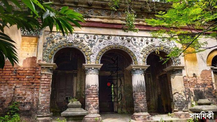 1 11 নাটোরের ধরাইল জমিদারের বাড়িসহ সম্পত্তি প্রভাবশালীদের দখলে