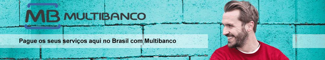 Pagamento com multibanco no Brasil