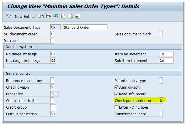 SAP EDI - Duplicate Sales Order Check - My Experiments with ABAP