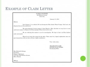 Letter Of Authorization To Claim Check