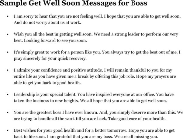 Letter To Teacher For Not Feeling Well