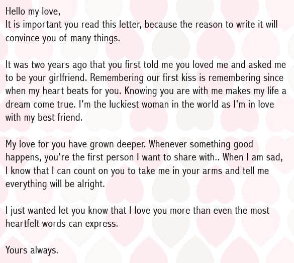 romantic letter 003