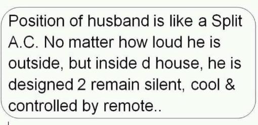 funny joke husband wife