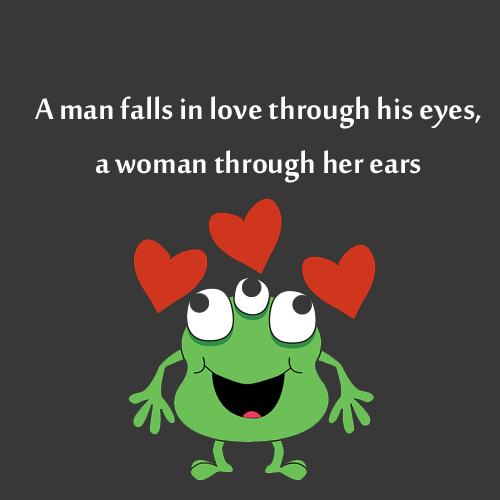 good sayings about love