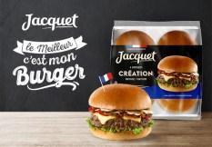 Pain Burgers Création
