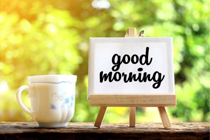 Funny Good Morning Messages to Make Her Smile | Sample Posts