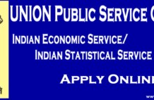UPSC ISS/IES Exam 2015: Apply online