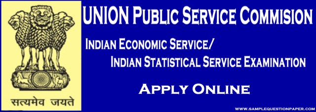 UPSC ISS/IES Exam 2015: Apply online - www.upsc.gov.in