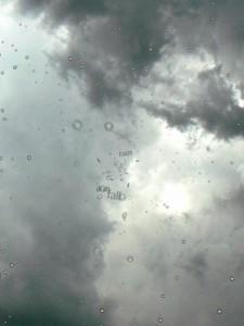 The Whisper Mode of Strange Rain